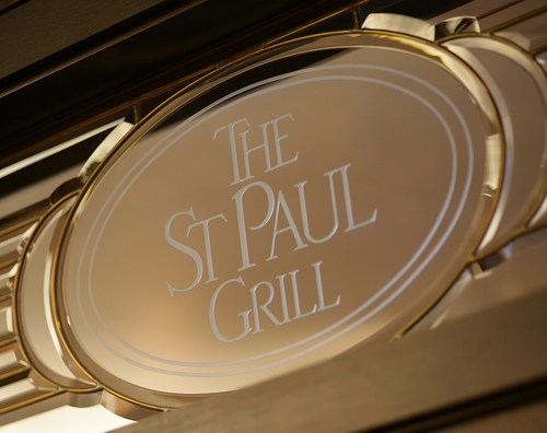 The St Paul Grill